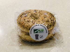 COMPOSTABLE BAG FOR BREAD