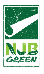 NJB GREEN SUSTAINABLE PACKAGING LOGO